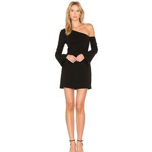 NWT Rachel Zoe Black Darren dress size 12